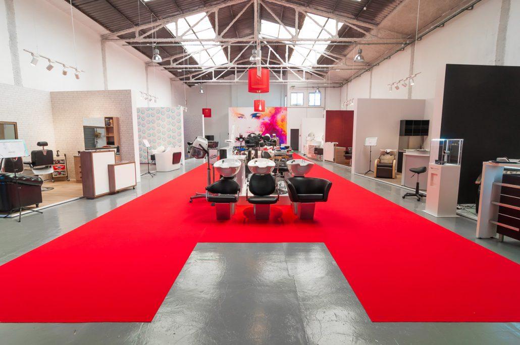 Abre sus puertas factory salons el nuevo espacio para el for Abrir un salon de belleza